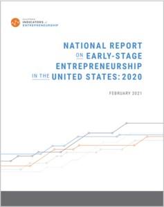 2020 Early-Stage Entrepreneurship National